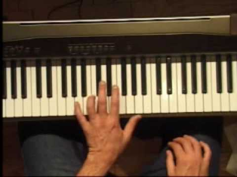 Piano Lesson - How to Play the B/Cb major scale (left hand)