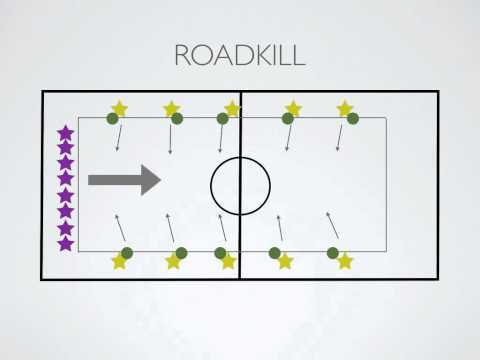P.E. Games - Roadkill