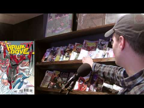 Studio 360: A Visit To Bergen Street Comics