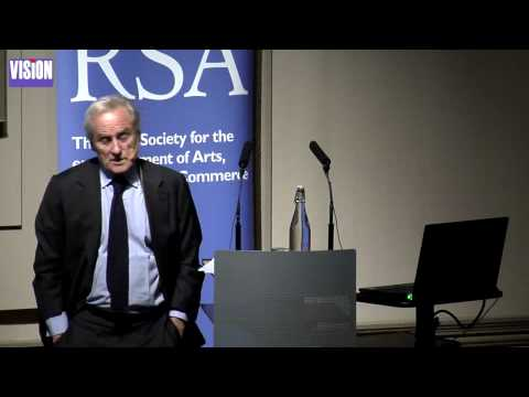 Sir Harold Evans - The Spirit of Innovation