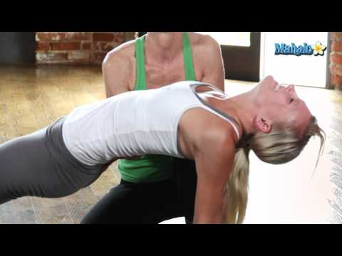 Yoga for Your Shoulders - Inclined Plane Pose