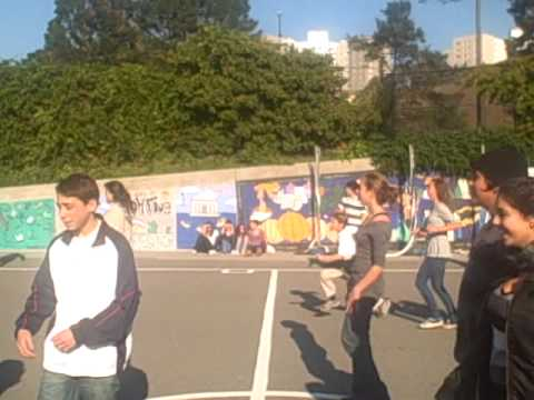 Sport day at school