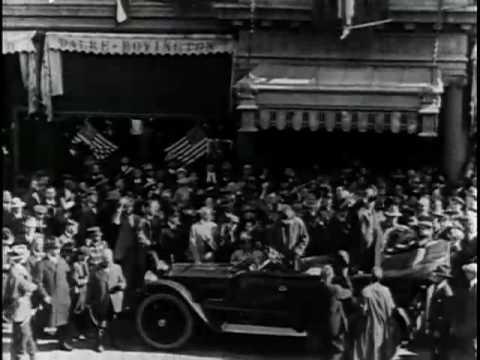 TR at Billings, Montana [1918]