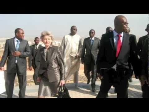 UNESCO Director-General in Senegal