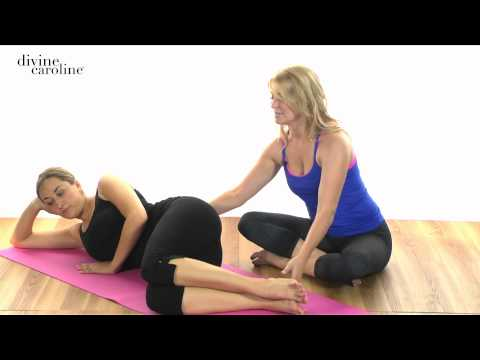 Pilates Exercises for Your Hips and Buttocks