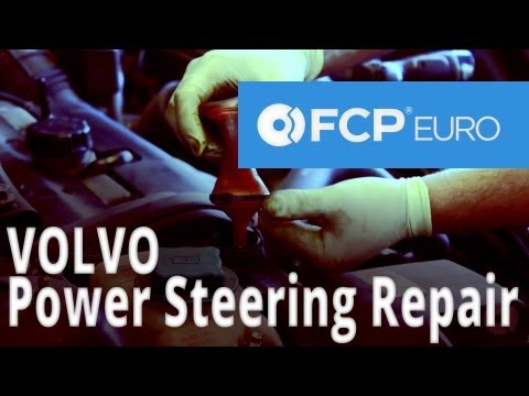 Volvo Power Steering Repair (S60 Reservoir & Hose) FCP Euro