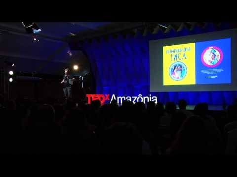 TEDxAmazonia -  Julio Chang | and the greatness of small things