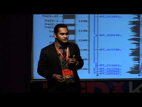 TEDxKinnaird - Muhammad Adeel - Of Genetics and Social Networks