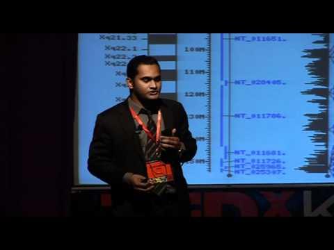 TEDxKinnaird - Muhammad Adeel - Of Genetics and Social Networks