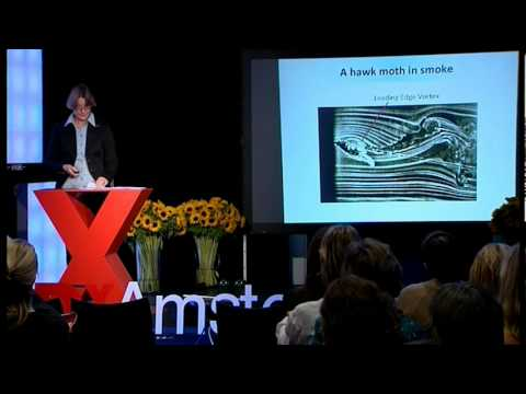 TEDxAmsterdamWomen 2011 - Hester Bijl - Flapping Flight