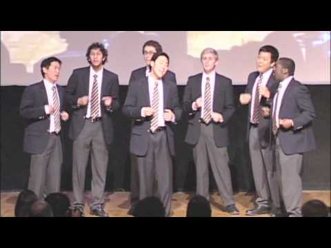 TEDxBerkeley - UC Men's Octet - Second Performance
