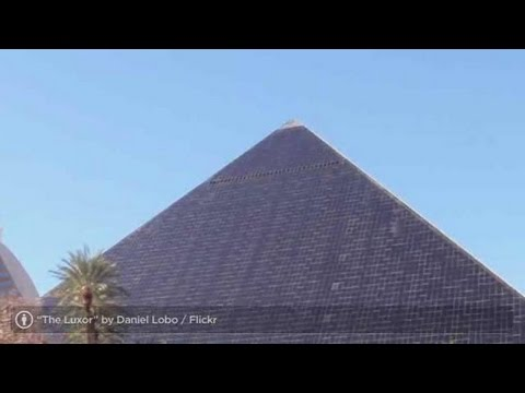 The Highlights of the Luxor Las Vegas