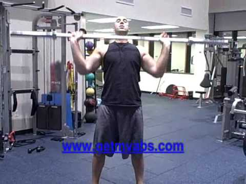 Strength Training Workout To Build Muscle Weeks 1-4