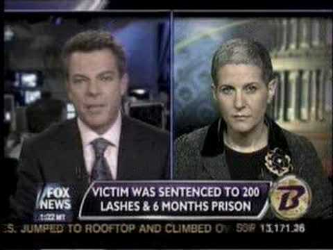 Saudi Rape Victim Has Sentence Commuted-CAP's Rudman on Fox