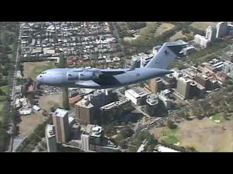 RAAF - Air Lift Group 2009