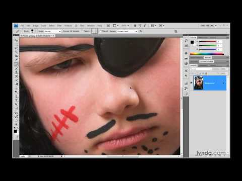 Photoshop Top 40 #22 - The Healing Brush