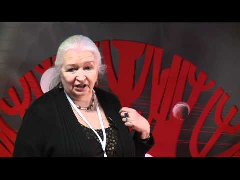 TEDxVorobyovy-Gory - Tatiana Chernigovskaya - The Whole Universe In Human Brain