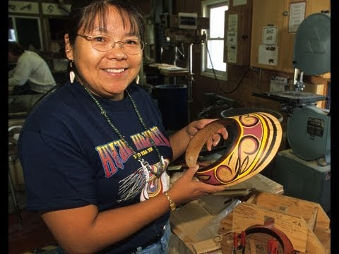 The Artistry and History of Aleutian Islands Bentwood Hats