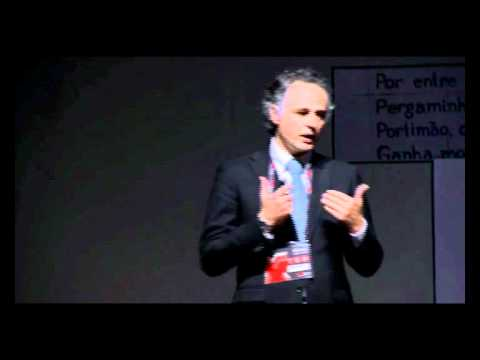 TEDxEdges - Francesco Berrettinni - Algarve: A Small Silicon Valley