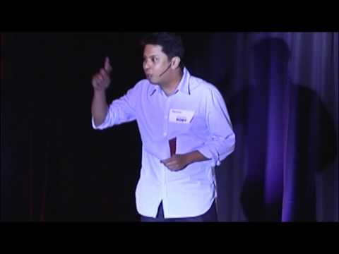 TEDxDiliman - Roby Alampay - Freedom is Our Competitive Advantage