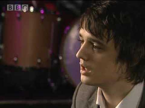 Pete Doherty interview - part two - BBC