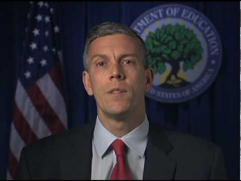 Secretary Duncan Message to School Principals