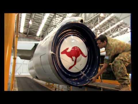 RAAF - Boeing 707 Farewell Part 2