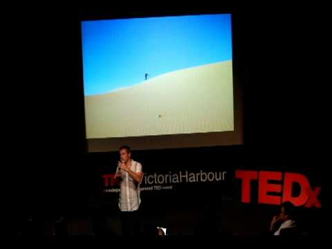 The Beauty of Bespoke Travel:  Andrea Oschetti at TEDxVictoriaHarbour
