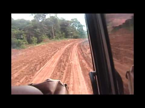 Road to my wife's house in the Peruvian Amazon