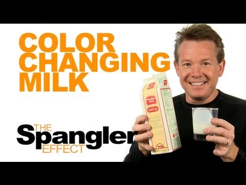 The Spangler Effect - Color Changing Milk Season 01 Episode 18
