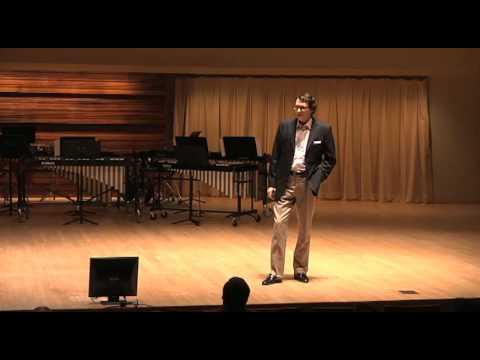 TEDxNaperville - Robert Wolcott - 3/25/10