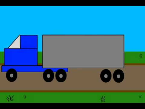 Vids4Kids.tv - Learn Shapes And Build A Big Truck