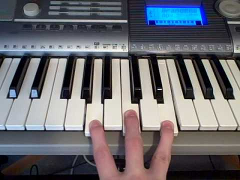 Permanent By David Cook Piano Lesson Part 2