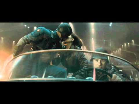 New Captain America Trailer Official Review