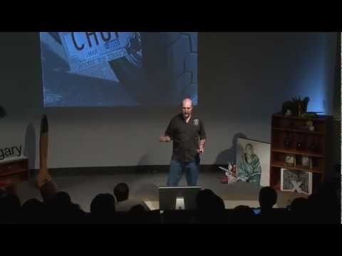 TEDxCalgary - Mark Blundell - Profit from Misfortune