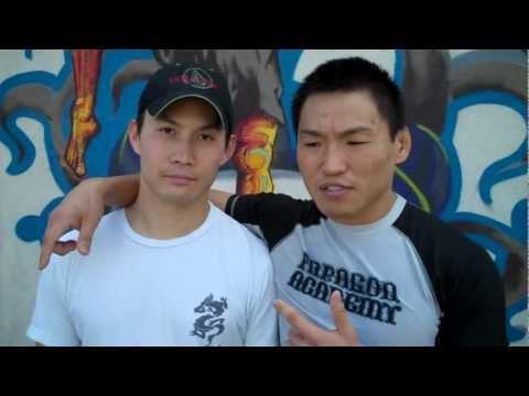 Wing Chun - San Diego Seminar