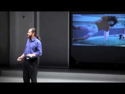 TEDxRochester - Larry Moss - 11/02/09