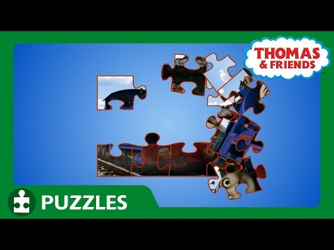 Thomas & Friends: Engine Puzzle #3