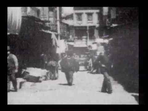 Scene in Chinatown