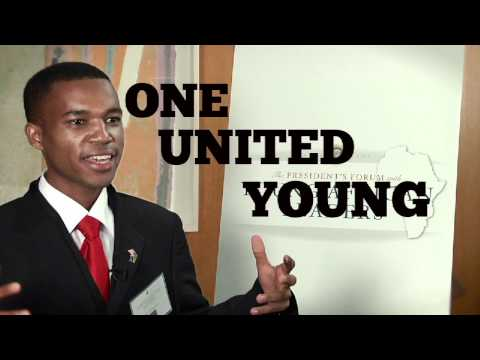PYALI 2012: One United,Young Africa