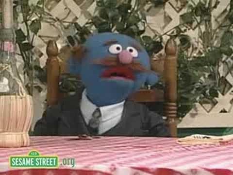 Sesame Street: More Spaghetti
