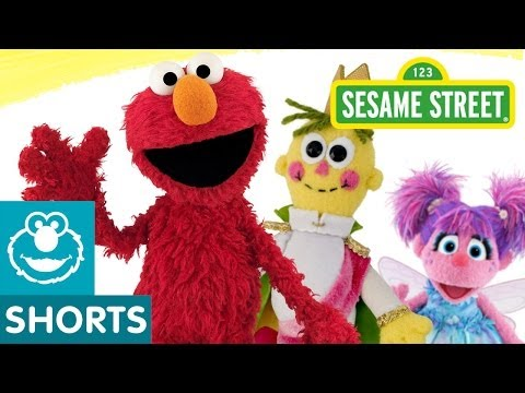 Sesame Street: A Doll for Elmo