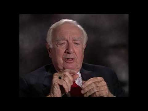 Walter Cronkite: On His Signature Sign-off