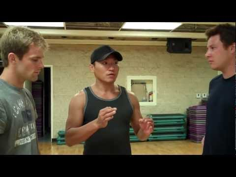 Wing Chun - Tie and Untie Step Drill (part 7)