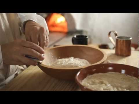 Sourdough from Leaven:  18th Century Breads, Part 5. Cooking with Jas. Townsend and Son