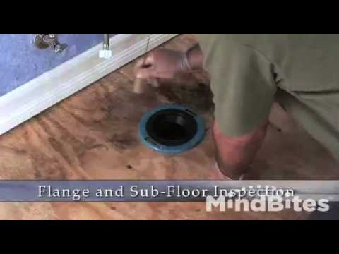 Wooden Sub-Flooring Repairs - Toilet Repair