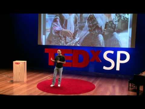 TEDxSaoPaulo - Argus Caruso - 11/14/2009
