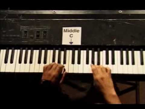 Piano Lesson - Hanon Finger Exercise #34