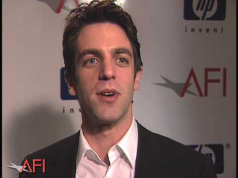 What's Your Favorite Movie B.J. NOVAK?
