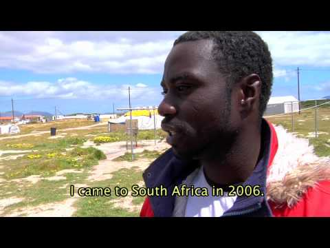 Xenophobia in South Africa: Life at The Bluewaters Refugee Camp